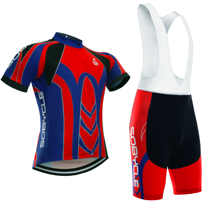 2018 New sobycle pro team cycling jerseys Ropa Ciclismo pro cycling clothing breathable BICYCLING wear Maillot Culotte suit