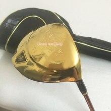 Новые клюшки для гольфа Maruman Majesty Prestigio 9 клюшек драйвер 9,5 10,5 чердак Гольф Драйвер Графит Гольф Вал R S flex