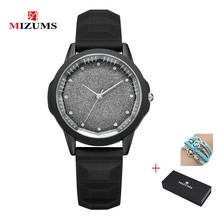 2019 New MIZUMS Women's Watch Student Silicone Quartz Watch Waterproof Watch Fashion Casual Female Watches Relogio Masculino цена 2017