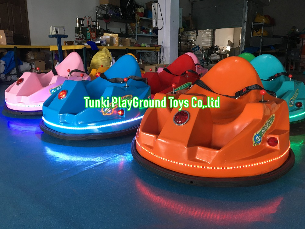 New Racing Car Amusement Park Ride Electric Bumper Car For Sale