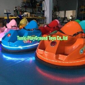 New racing car amusement park