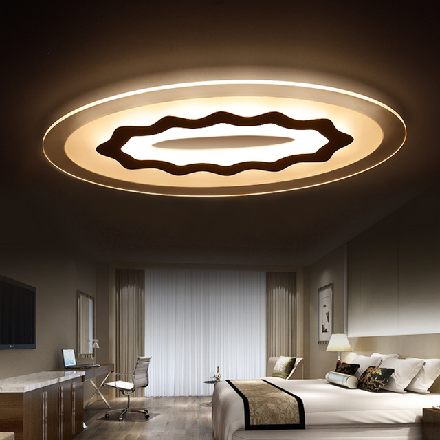 Round led ceiling lights design child living room light lamparas de round led ceiling lights design child living room light lamparas de techo home lighting fixtures acrylic mozeypictures Gallery