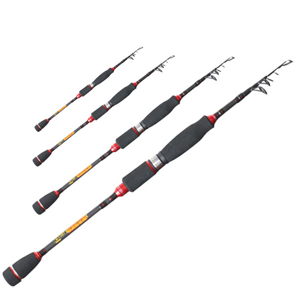 Buy telescopic spinning fishing rod 1 8 2 for Best surf fishing rods