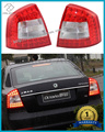 2pcs For SKODA Octavia A6 RS 2009 2010 2011 2012 2013 New Pair Of High Quality LED Car Rear Lights Tail Lights With Gift