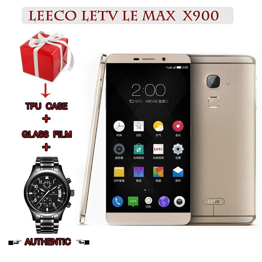 Leeco Letv Le Max X900 Octa Core Nfc 4 Gb Ram 64 Gb Rom Mobiie Telefoon Snapdragon 810 Dual Sim 21mp Camera Een Unieke Nationale Stijl Hebben