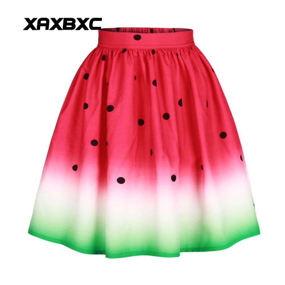 1c322049545 XAXBXC 009 Mode Rouge Blanc Polka Dot 3D Impressions D été Sexy ...