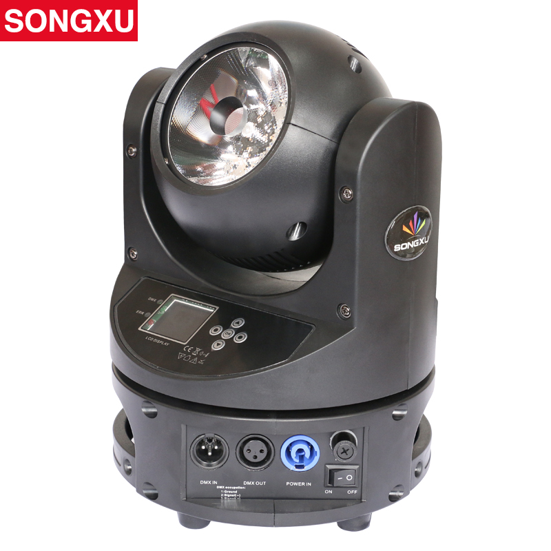 SONGXU LED moving head beam 60W RGBW Colorful 60 watt beam moving heads dmx dj lighting