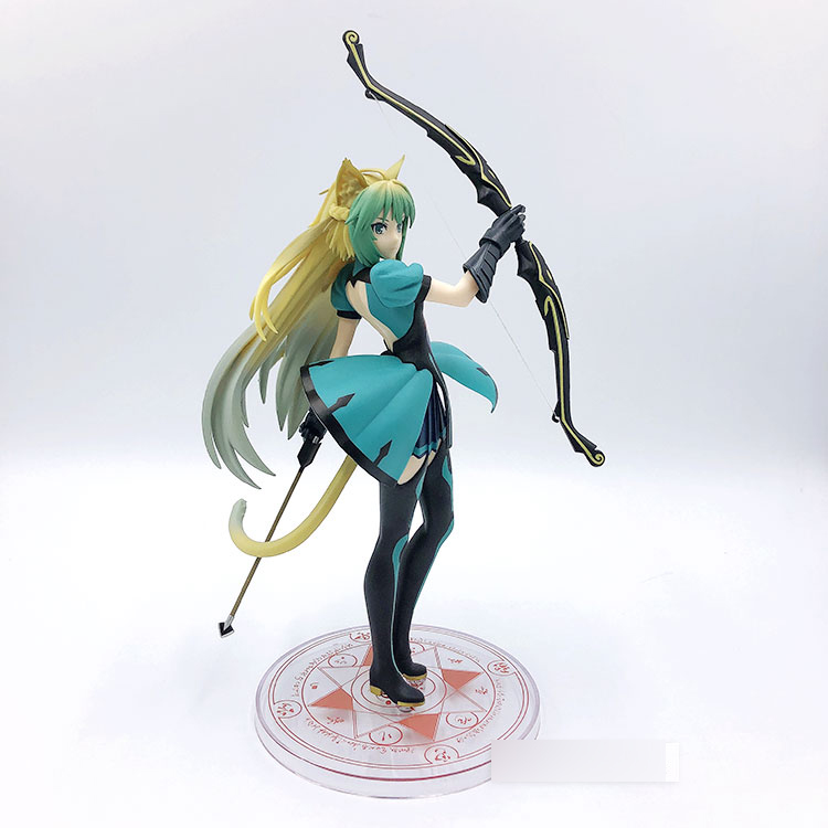 22cm anime japones figura original destinoapocripha atalanta 02