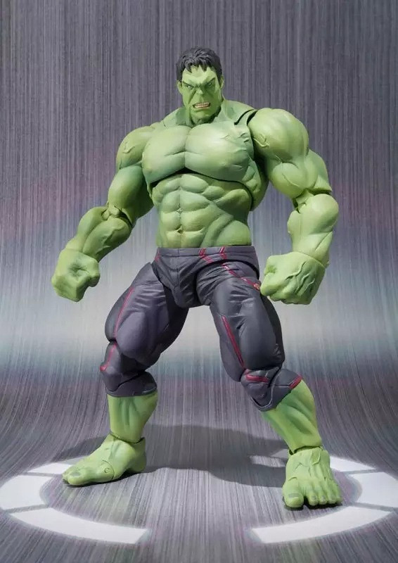 action figure hulk