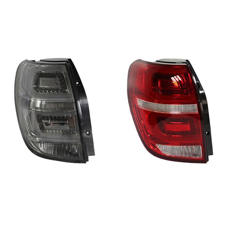 Car Styling LED Rear Tail Light DRL Brake Reversing Turning Sinal Light Lamp for Chevrolet Captiva 2008-2011 2012 2013 2014 2015 car parts tail lamp for vw golf 6 2008 2009 2010 2011 2012 2013 led tail light rear lamp plug and play design