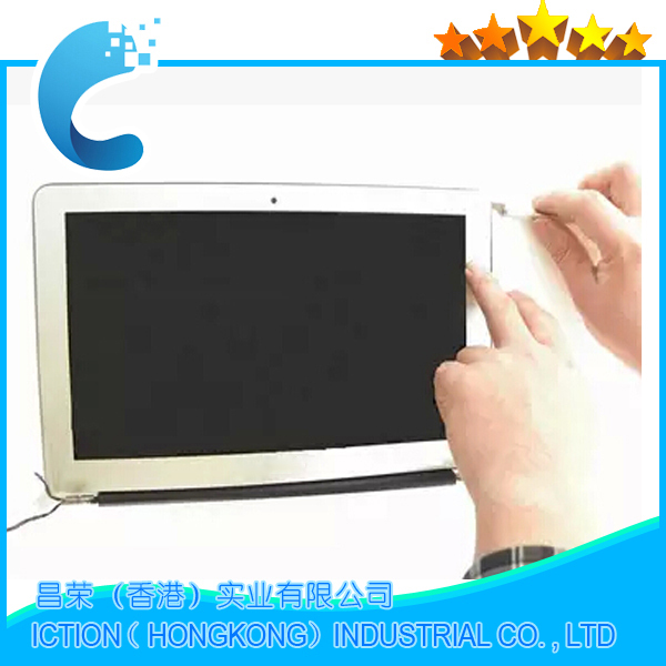 Genuine New LCD LED Screen Display Assembly for Apple MacBook Air 13 A1466 2013 2014 2015 Year MD760 MJVE2 Full Tested original tested 13 3 a1237 for apple macbook air lcd display screen flex cable free shipping