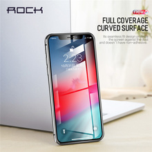 ROCK 9D Hydrogel Screen Protector for iPhone X, Xs, Xr, XsMax