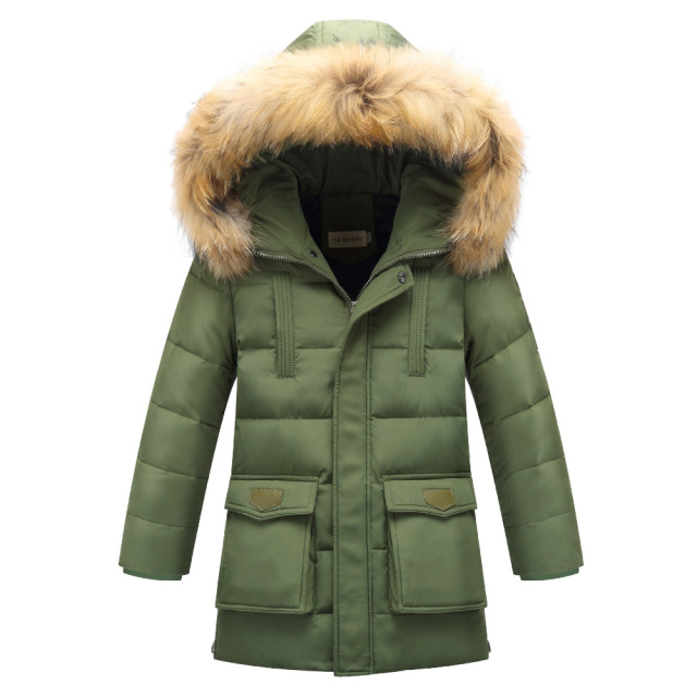 Aliexpress.com : Buy Winter Jacket for Boy Kids Winter Coveralls ...