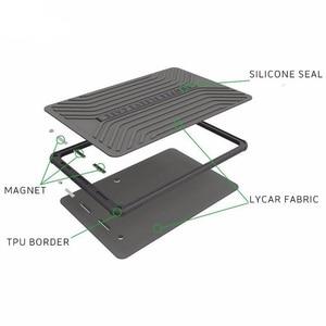 Image 2 - WIWU funda magnética para portátil Macbook Air Pro 13, 15, Ultra delgada, 11,6, 12, 13,3, 14, 15,4, funda para Notebook, iPad y Tablet