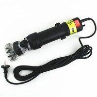 Электрический 450 Вт овец/КОЗ стрижке CLIPPER + 13 зуб Прямой отвал Профессиональный крой шерсть