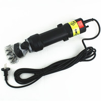 ELECTRIC 450W SHEEP/GOATS SHEARING CLIPPER + 13 tooth straight blade professional cut wool