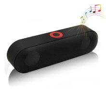 2018 г. прямые продажи Bluetooth Динамик 3d стерео для сабвуфера Аудио коробка Hifi Портативный Динамик s Бумбокс музыка с микрофоном