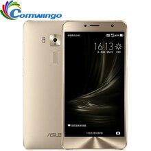 Новый Оригинальный Asus ZenFone 3 Deluxe ZS550KL 4 Г LTE Мобильный Телефон 4 Г RAM 64 Г ROM Окта Ядро Android6.0 Dual SIM 5.5 »16MP мобильный телефон