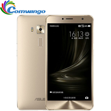 New Original Asus ZenFone 3 Deluxe ZS550KL 4G LTE Mobile Phone 4G RAM 64G ROM Octa Core Android6.0 Dual SIM 5.5'' 16MP Cellphone