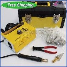Горячей Степлер Комплект Панели магазин бампер ремонт пластиковых ремонт комплект INC'S скобы СМ-002