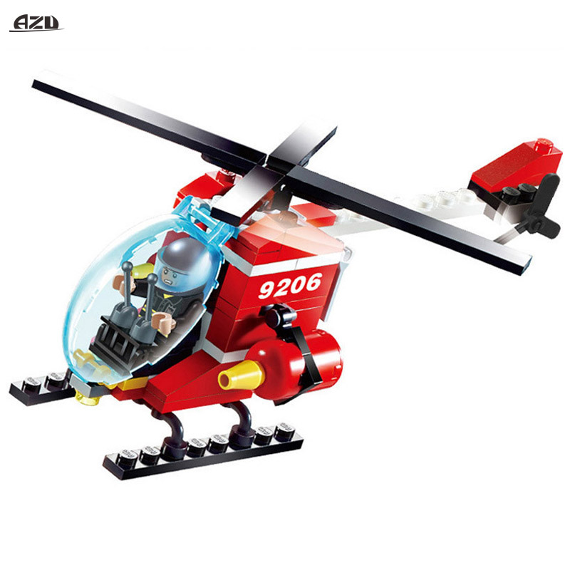 Aliexpress.com : Buy City Police Series Firefighter