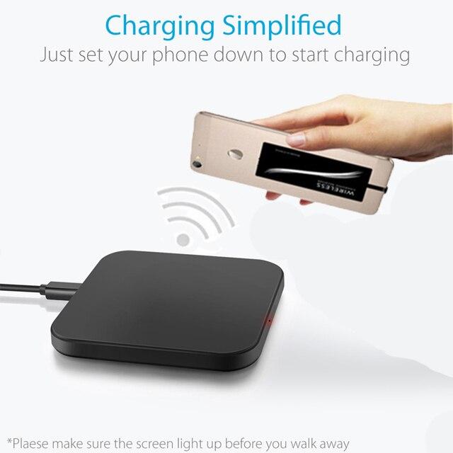 Chargeur Qi sans fil pour Xiao mi mi 9 T 9 T accessoires mobiles chargeur Qi récepteur sans fil pour Xao mi 9 T Pro mi 9 T Pro