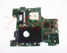 for Dell Inspiron M411R laptop motherboard DAR02MB38D0 AMD 5XPN7 ddr3 Free Shipping 100% test ok цена и фото