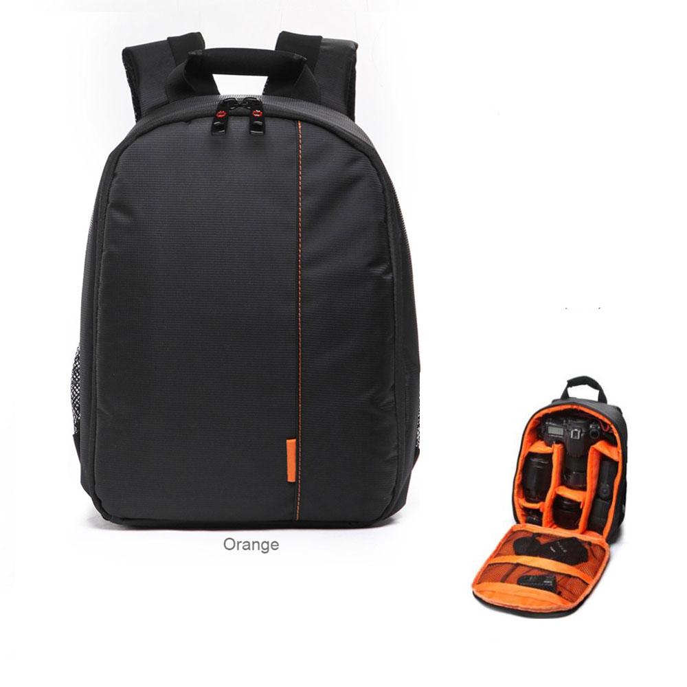 Outdoor Sport Back Pack Waterproof Digital Camera Bag DSLR Photography Camera Video Travel Backpack