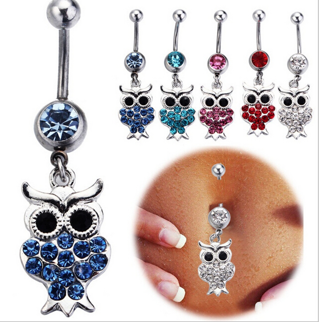 Women Body Piercing Jewelry...