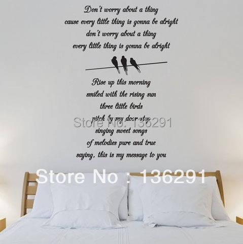 Black And Gold Wall Stickers
