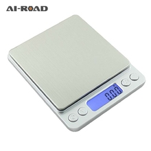 3000g/0.1g LCD Portable Mini Electronic Digital Scales Pocket Case Postal Kitchen Jewelry Weight Balance Digital Scale 50gx0 001g electronic jewelry diamond gem carat scale portable mini lcd digital backlight jewelry scales weight balance