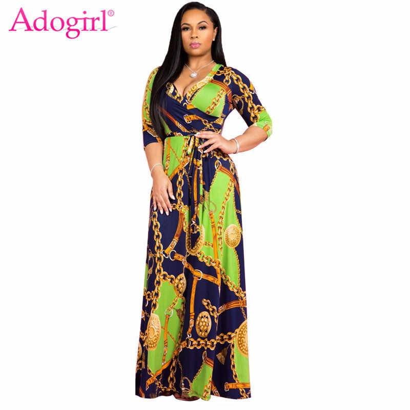 a7d32dc516e3b Detail Feedback Questions about Adogirl Trendy Striped Chain Print ...