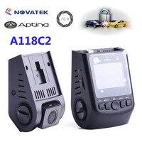 VIOFO A118C2 Dashcam Carro Câmera Mini DVR Super Capacitor originais Novatek HD 1080 P Gravador de Vídeo loop de gravação como A119