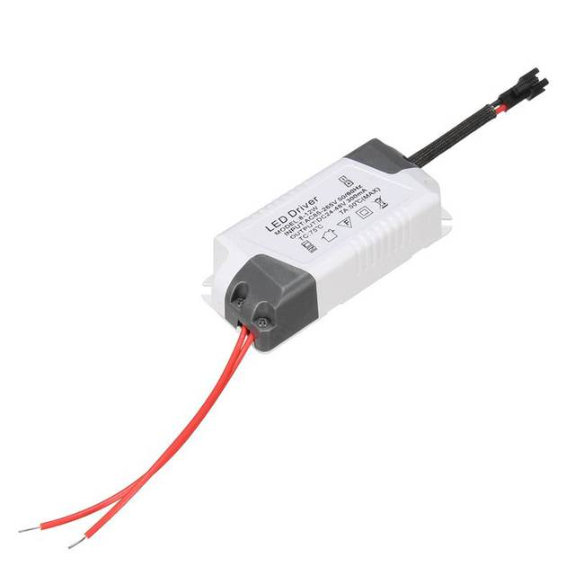 Power supply adapter led driver constant lighting transformer for power supply adapter led driver constant lighting transformer for led strip light bulbs 12w dc36v 1a aloadofball Image collections