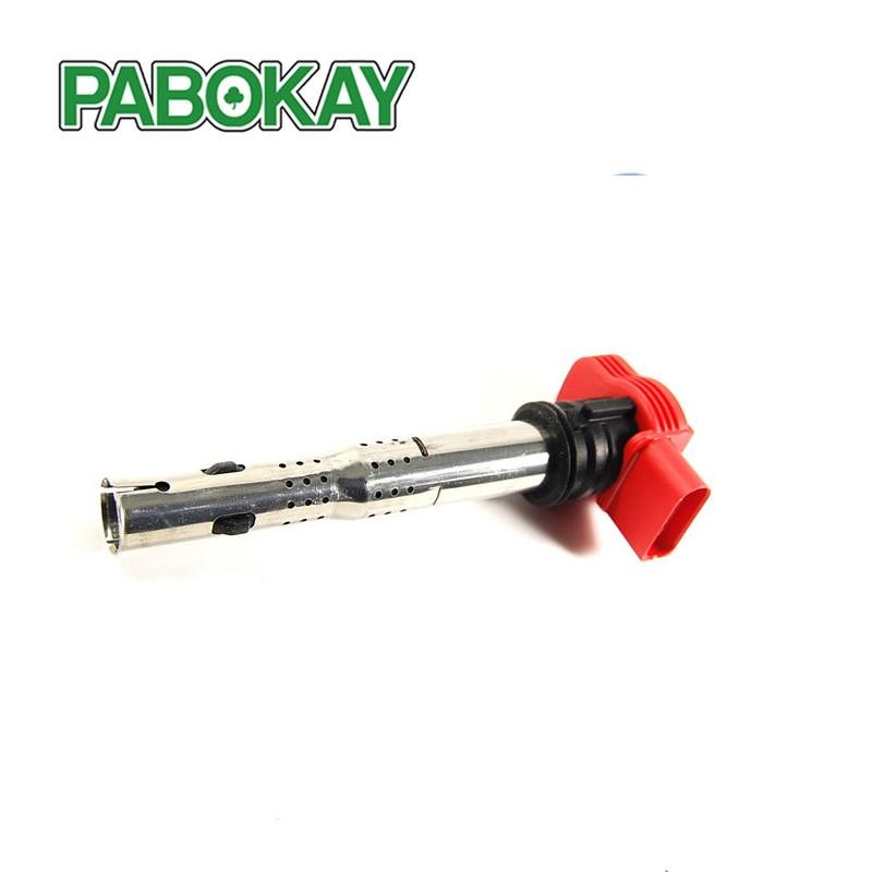 Red spark Ignition coil for audi a4 A5 A6 A8 Q5 Q7 R8 vw TOUAREG Passat After 2004-2014 06E 905 115 E 06E905115E/D/C/B