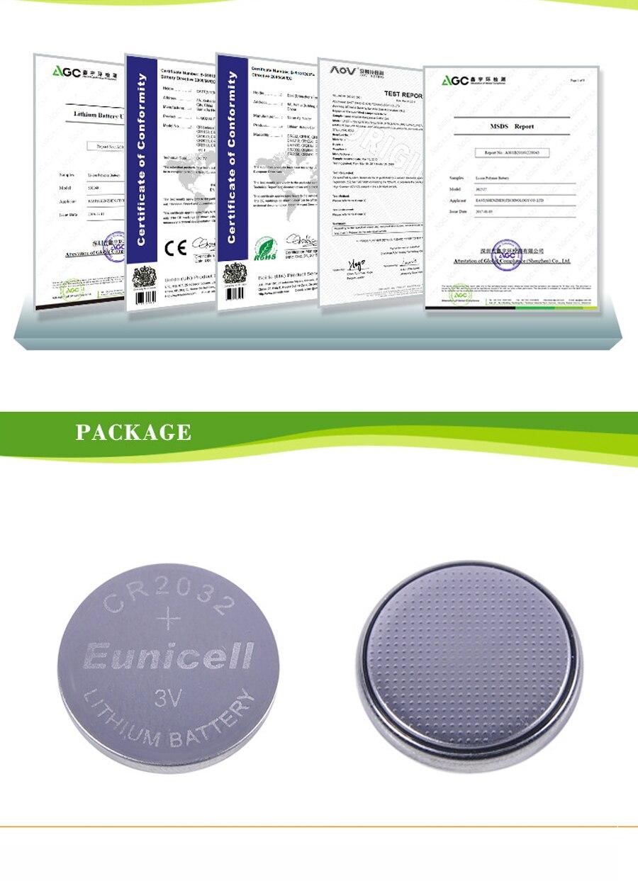 CR-2032 celular CR2032 Estoque 6