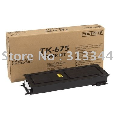 Re-Manufactured/Compatible Kyocera Mita TK-678,Toner Cartridge, Original quality