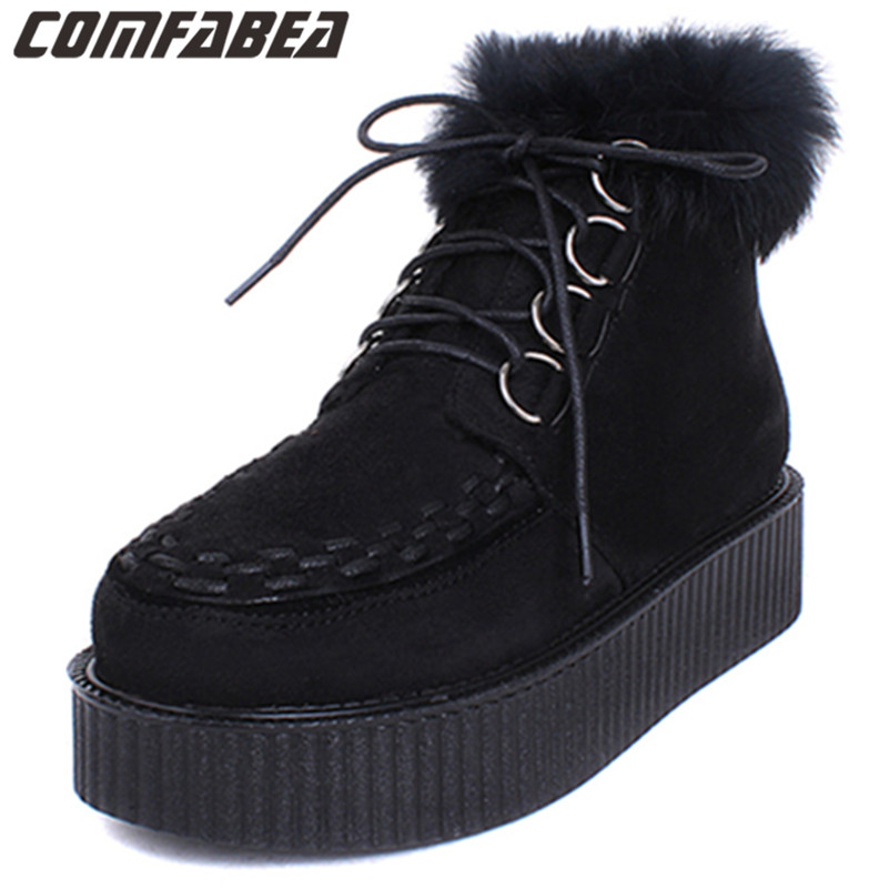 Winter 2018 Ankle Boot Women Snow boots platform shoes womens casual warm boot shoes footwear female HARAJUKU short boot children drawing board double sided magnetic small blackboard raised lowered easel bracket home painting graffiti writing board