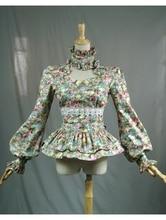 Vintage Victorian Rococo Lolita Blouse
