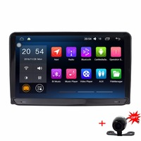 9 Quad Core 1024 600 16G Car 2 Din Android 5 1 1 Touch Screen GPS