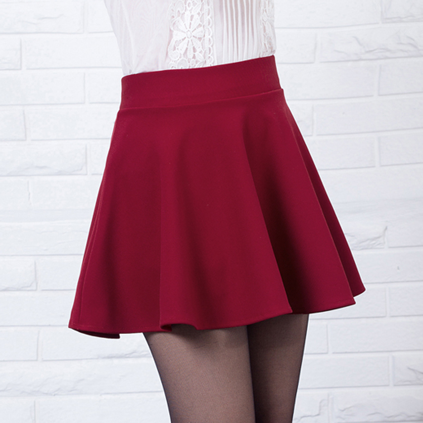 magasin en ligne 0836d b1c68 Nouveau jupes courtes femmes 2016 nouveau style décontracté ...