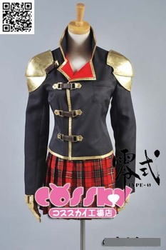 Final Fantasy  Seven Women Cos Anime Party Cosplay Costume Uniform Costume Free Shipping