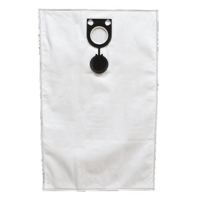 Комплект мешков пылесборных для пылесоса Filtero BSH 35 Pro (5 штук, объем 50 л, универсальные, 3-х слойные, синтетическое микроволокно)