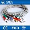 Welch Allyn One-piece EKG cable with leads,Banana 4.0/IEC plug ECG EKG cable 1