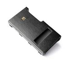 Nieuwe Leather case voor FiiO Q5 of Q5S, AMP Bundeling case