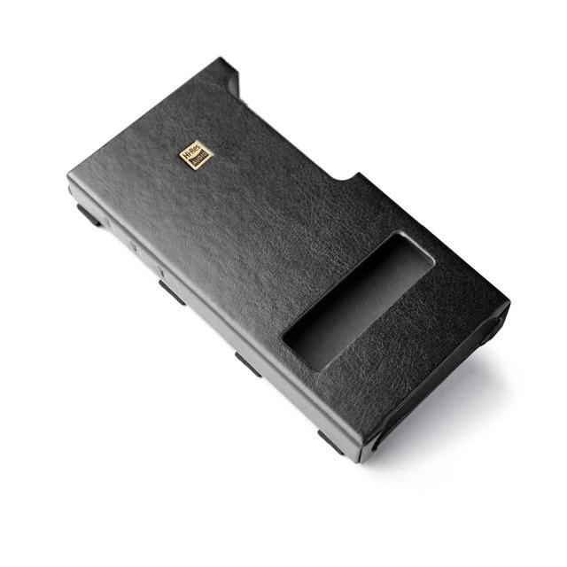 Nuovo caso di Cuoio per FiiO Q5 o Q5S, AMP caso Bundling