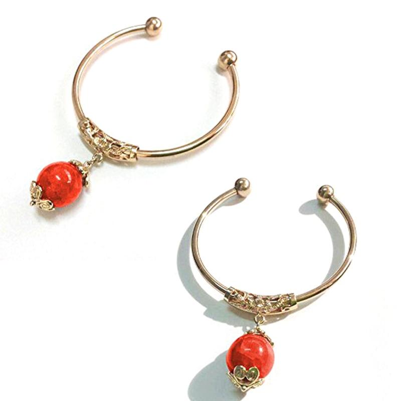 BS001-18 DIY bangle bracelets for women stainless steel
