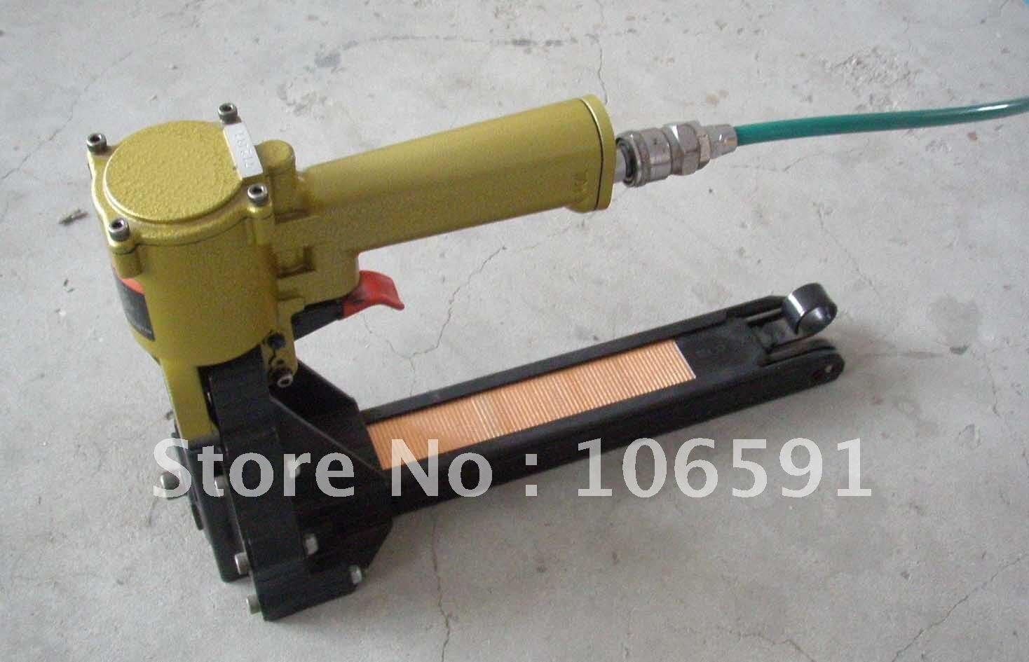 Пневматическая воздушная картонная упаковка упаковочный аппарат для упаковки ногтей 15-18 мм