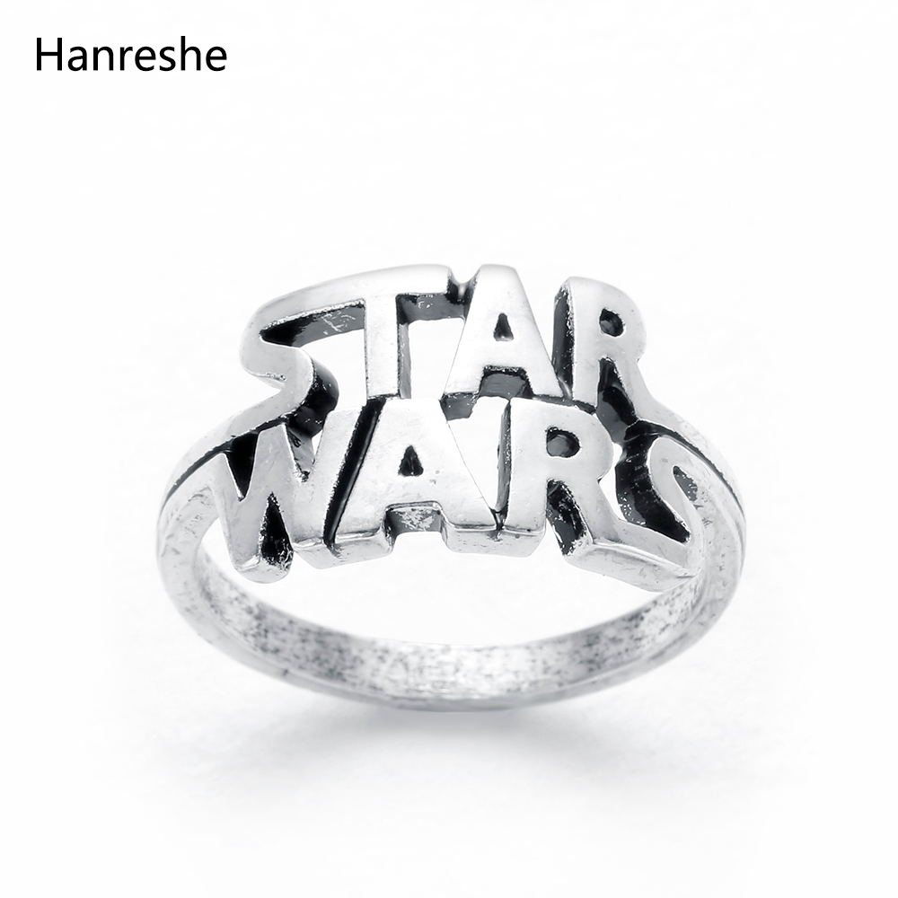 Hanreshe Fashion Movie Jewelry Star Wars Rings Mens Wedding Bands Cosplay Accessories Trendy Finger Silver Plated Men Ring Gift Wedding Bands Aliexpress