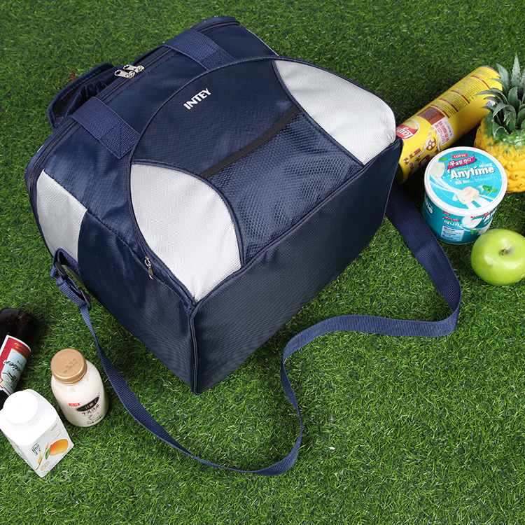 Waterproof Oxford cloth thickened large picnic bag 25L New High quality thermal cooler bags shoulder bag vehicle double